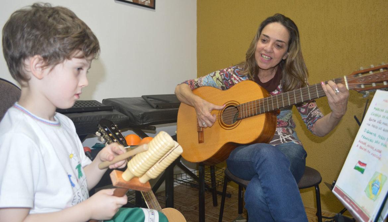Musicalização Infantil - MA Talentos