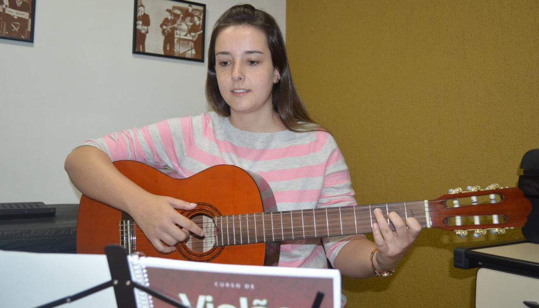 Curso de Violão - MA Talentos