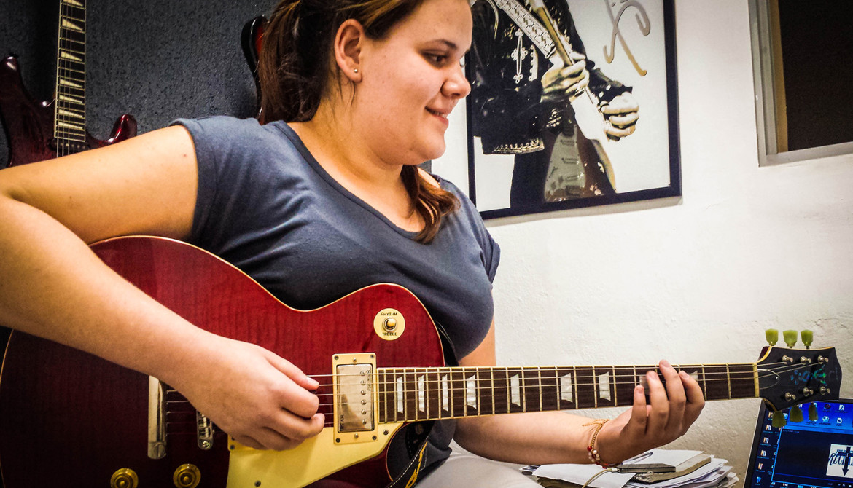 Curso de Guitarra - MA Talentos